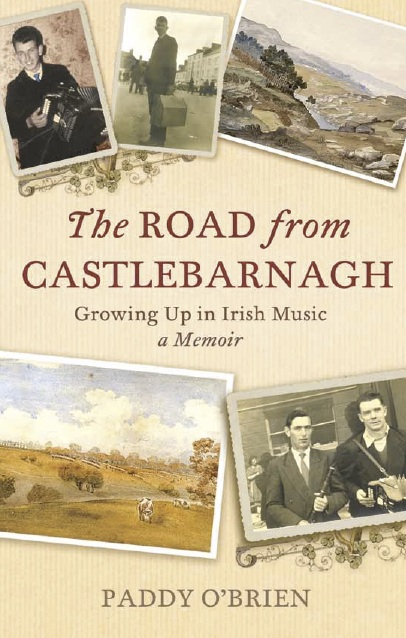 The Road from Castlebarnagh by Paddy O'Brien